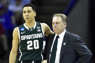 Michigan State vs. Oklahoma 2015 live stream: Time, TV schedule and how to watch NCAA Tournament online