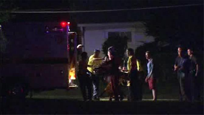 Near drowning in Haverford Township