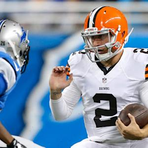 Show highlights for cleveland browns