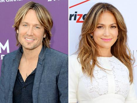 Keith Urban Returning as American Idol Judge, Jennifer Lopez in Talks