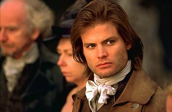 Casper Van Dien as Brom in Sleepy Hollow