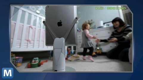 Kubi Provides Remote-Control Telepresence for Your iPad