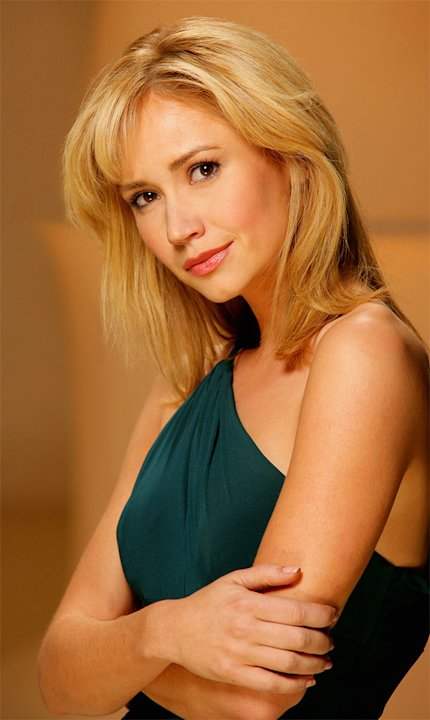 Ashley Jones stars as Bridget Forrester Marone in The Bold and the Beautiful on CBS.