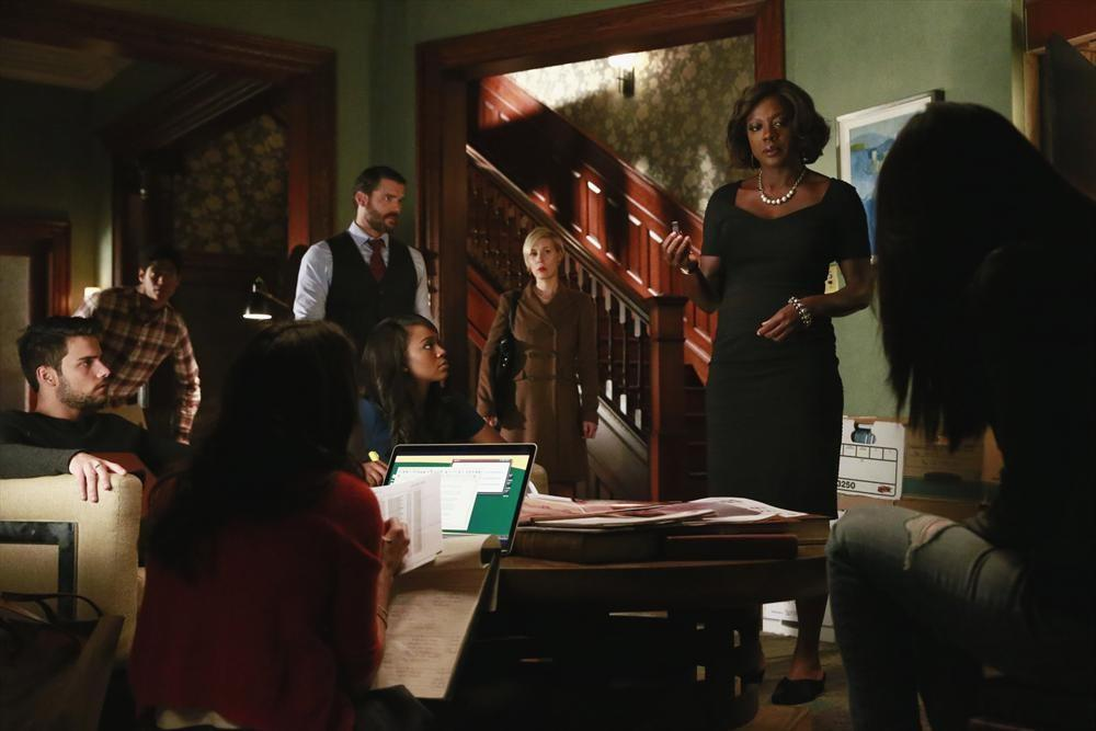 'How to Get Away With Murder' Finale Burning Questions: Viola Davis & Charlie Weber Tell All