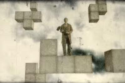 This video has everything: Revolution. The struggle of the proletariat. Tetris.