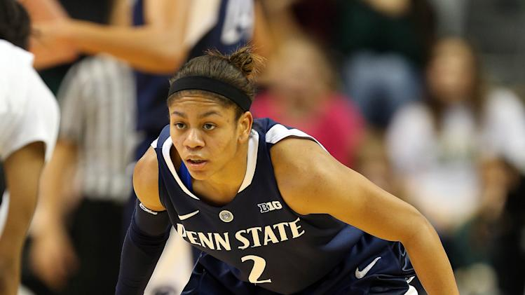 NCAA Womens Basketball: Penn State at Michigan State