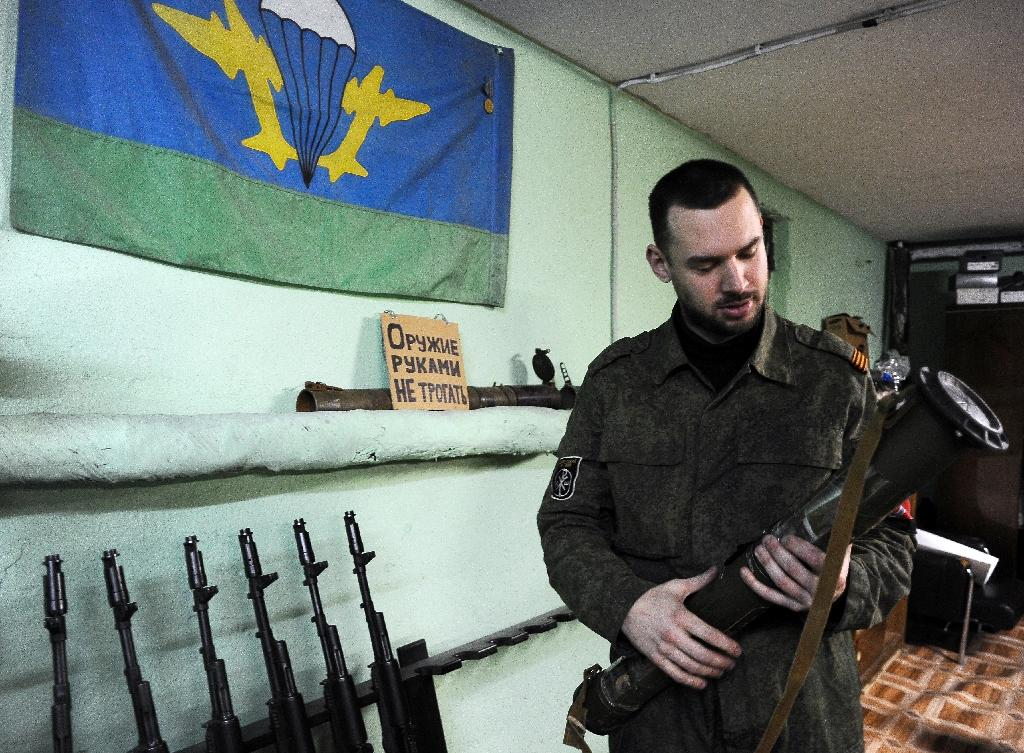 Patriotism, adventure lure Russian volunteers to Ukraine conflict