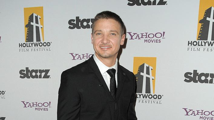13th Annual Hollywood Awards Gala 2009 Jeremy Renner