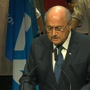 FIFA head facing re-election vote after bribery arrests