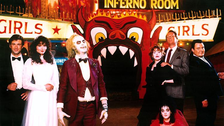 5 Best Movies Made in 1988 Beetlejuice