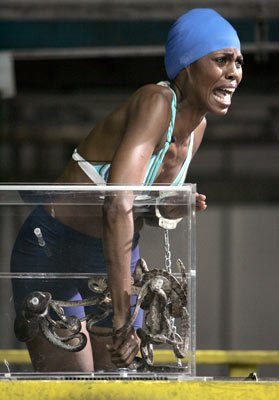 Omarosa Manigault-Stallworth NBC's Fear Factor - Reality Stars