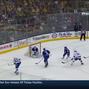 James Reimer Save on Slater Koekkoek (07:56/2nd)