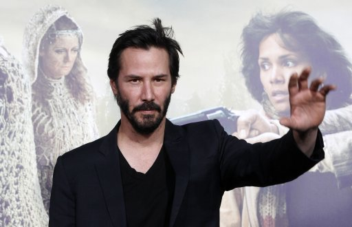 "Keanu Reeves arrives as a guest for the premiere of the ""Cloud Atlas"" in Hollywood"