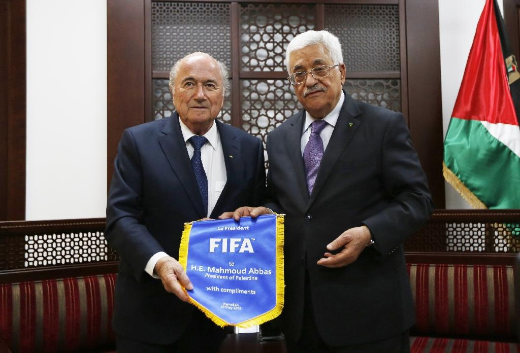 FIFA chief's Mideast peace bid fails