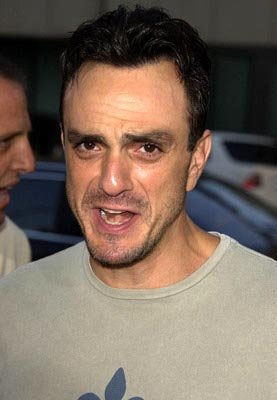 Hank Azaria at the Beverly Hills premiere of Paramount's Serving Sara