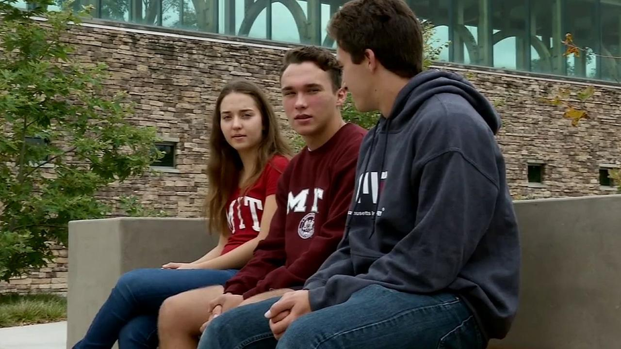 Newport Beach triplets accepted to Massachusetts Institute of Technology