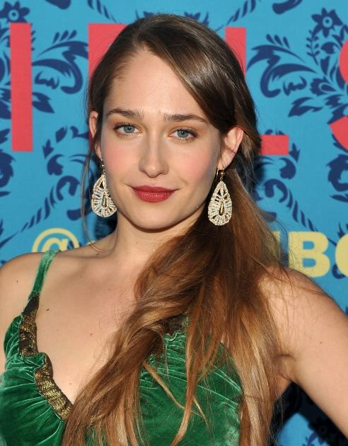 Jemima Kirke attends the HBO with The Cinema Society host the New York premiere of HBO's 'Girls' at the School of Visual Arts Theater on April 4, 2012 -- Getty Images