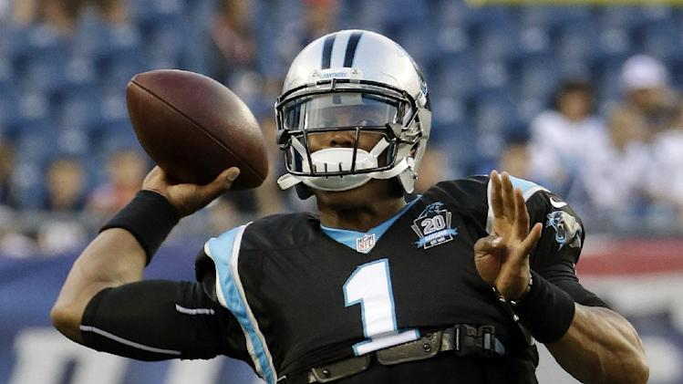 Panthers' Cam Newton suffered fractured rib, still could start …