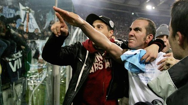 Paolo Di Canio salute