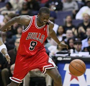 Chicago Bulls Officially Give Up on Season by Trading Luol Deng