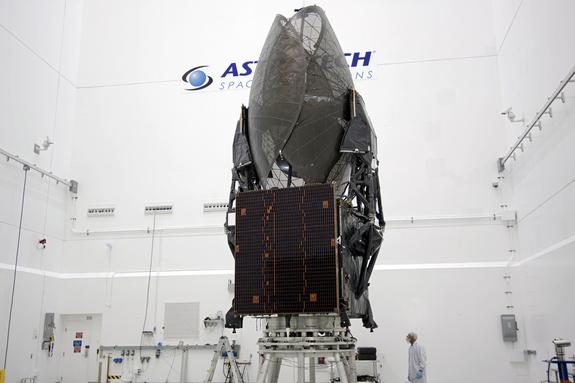 NASA Launching New Communications Satellite Today