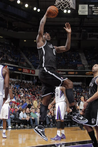 Blatche scores 22 to lead Nets over Kings 99-90