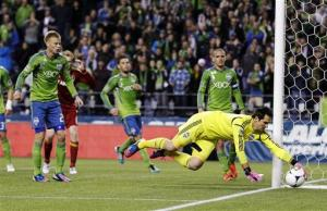 RSL unable to capitalize in 0-0 draw with Seattle