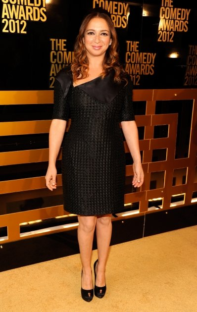 'Up All Night' star Maya Rudolph …