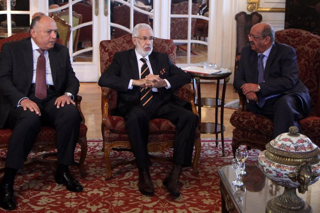 Egypt working for talks between rival Libya authorities