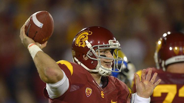 Sark: Cody Kessler is still USC's starting QB