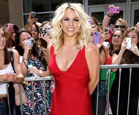 Britney Spears Will  Get Fired From X Factor