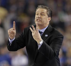 NBA rumors swirl around Ky. coach John Calipari