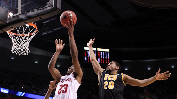 NCAA Basketball Tournament - VCU v Indiana