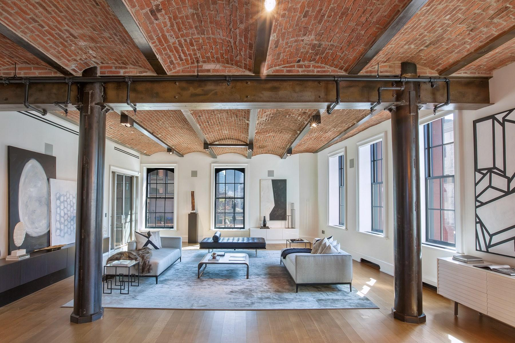 House of the Day: 19th-Century NYC Industrial Building Turned Loft Asks $22M