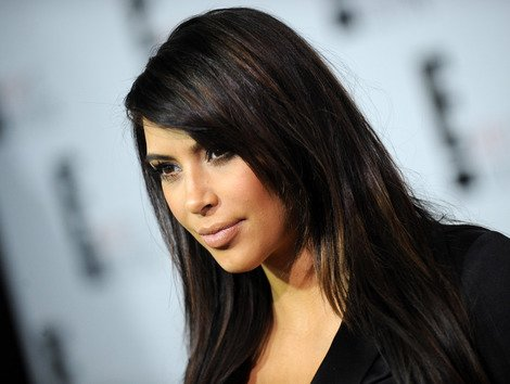 Kim Kardashian attends the E! 2013 Upfront at The Grand Ballroom at Manhattan Center in New York on 22 April 2013.