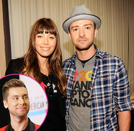"Jessica Biel Is Perfect for Justin Timberlake Because She Can ""Hang With the Guys,"" Says Lance Bass"