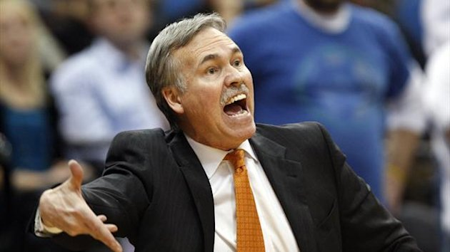 Mike D&#39;Antoni