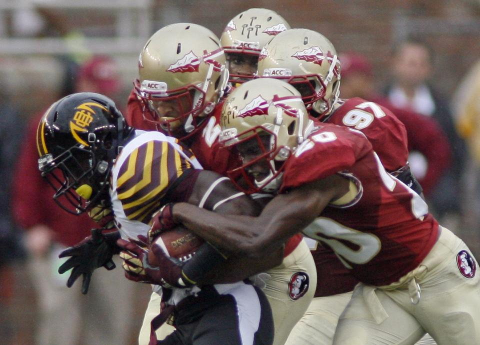 No. 8 Florida St, Winston top Bethune-Cookman 54-6