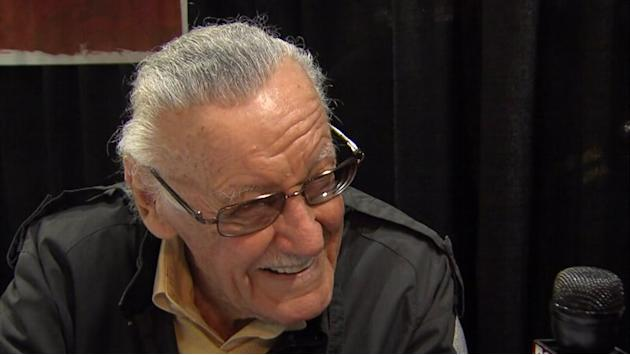 Comic Legend Stan Lee: Dreaming Up Superheroes Is My Job