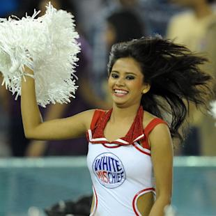 Cheerleaders dropped for next year's IPL