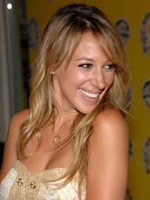 Photo of Haylie Duff