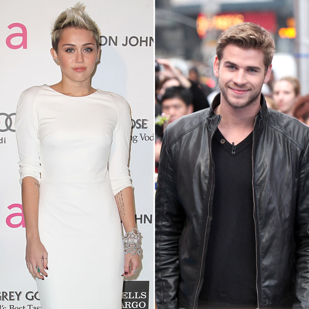 Liam Hemsworth reportedly wants a break from Miley Cyrus. Copyright