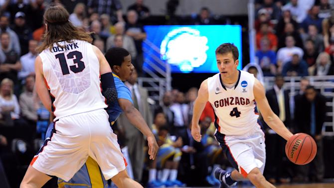 NCAA Basketball: NCAA Tournament-Gonzaga vs Southern