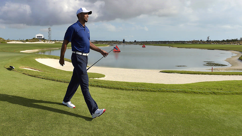 Tiger Woods 'Playing Well,' Feeling 'Strong' as He Preps for Torrey Pines Return