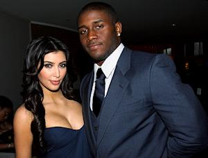 "Reggie Bush ""Comforting"" Kim Kardashian Post-Split"