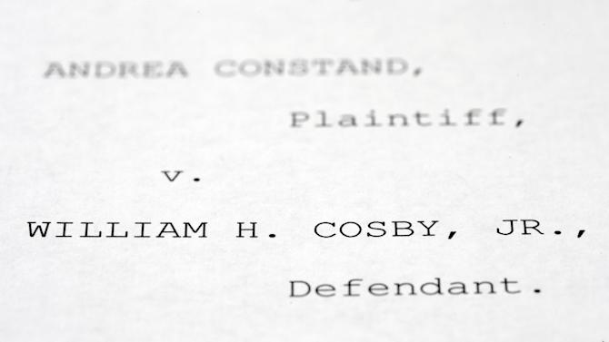 This is an excerpt from a 2005 deposition given by entertainer Bill Cosby, released Monday, July 6, 2015, by the U.S. District Court for the Eastern District of Pennsylvania in Philadelphia. In these documents, Cosby admitted that he obtained Quaaludes with the intent of giving them to young women he wanted to have sex with. He admitted giving the sedative to at least one woman. (AP Photo/Matt Rourke)