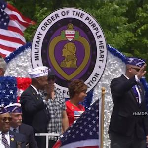 Memorial Day Parade Honors Veterans