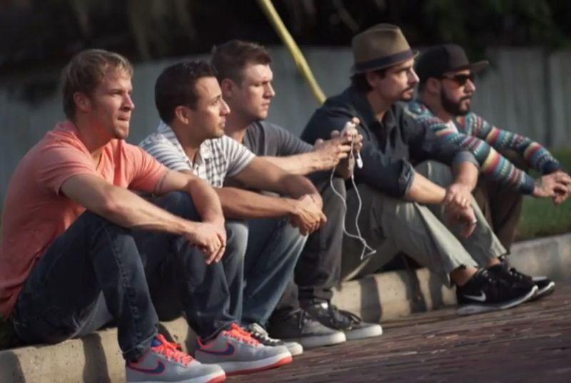 There's hope for the film industry — this Backstreet Boys documentary looks pretty great