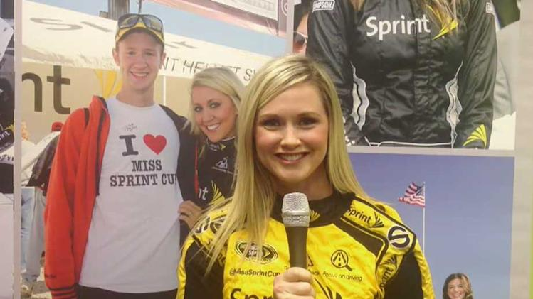 Ask Miss Sprint Cup: Dale Earnhardt Jr