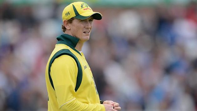 George Bailey, pictured, led the Australia one-day team while Michael Clarke was rested